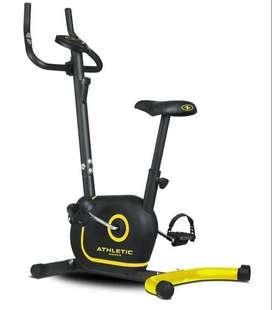 Bicicleta Fija Magnética Con Sensor De Pulso ¡¡ Oferta !!