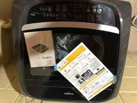 se vende lavadora NUEVA DE PAQUETE SIN USO WHIRLPOOL modelo WTW1940WGD 19kg