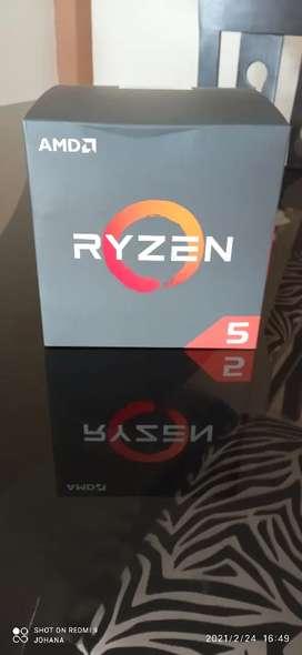 Procesador Ryzen 5 2600