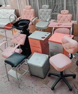 Se vende muebles para salon de belleza