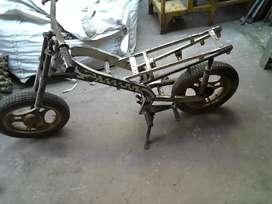 Mini moto canotti