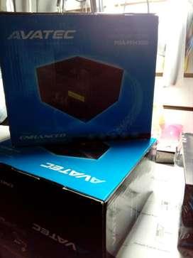 Fuente Certificada 350W Real Avatec
