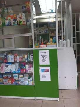 Vendedora de farmacia