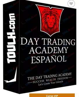 Curso en linea; Day trading academy + Curso militar