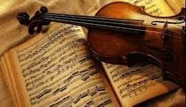Clases de violín con método Susuki