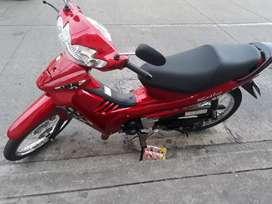 Vendo Suzuki best 125 excelente estado