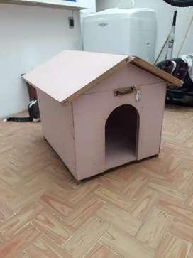 Casa para tu mascota