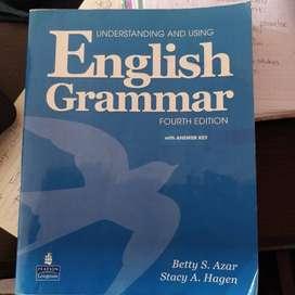 English Grammar 4th Edición