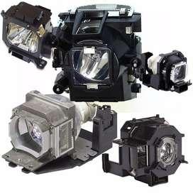 lamparas para proyectores o video beam todas las marcas y referencias