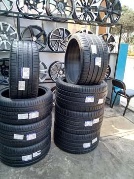 Llantas Michelin homologadas para BMW