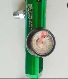 Reguladores - Oxigeno - flujómetros