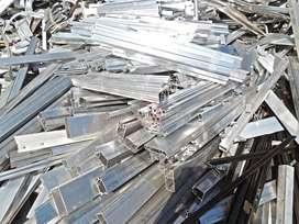 Compra de Aluminio x Kilo o Toneladas