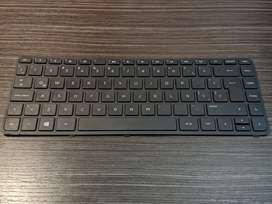 Teclado - HP 240 - G3/G4/G5 14-f14-e  (10/10) - Como nuevo