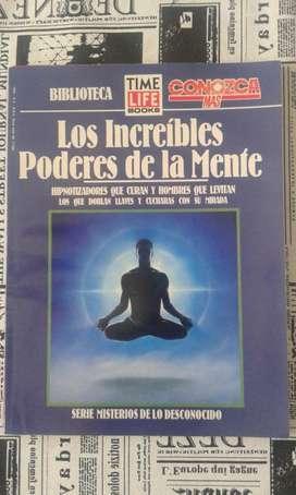 Conozca Mas Biblioteca Time Life Los Increíbles Poderes De La Mente