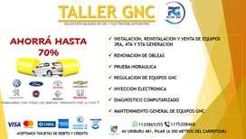 SOMOS PILAR GNC. INSTALACION DE GNC 5TA GENERACION