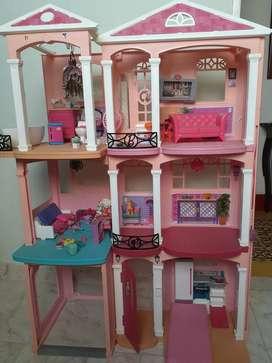 Vendo Mansión Barbie