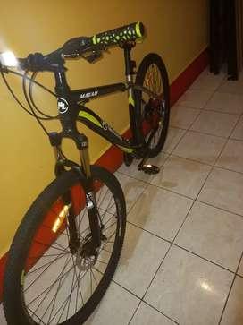 Bicicleta Mountain Bike Rodado 29  Motomel Maxam 490 Talle M