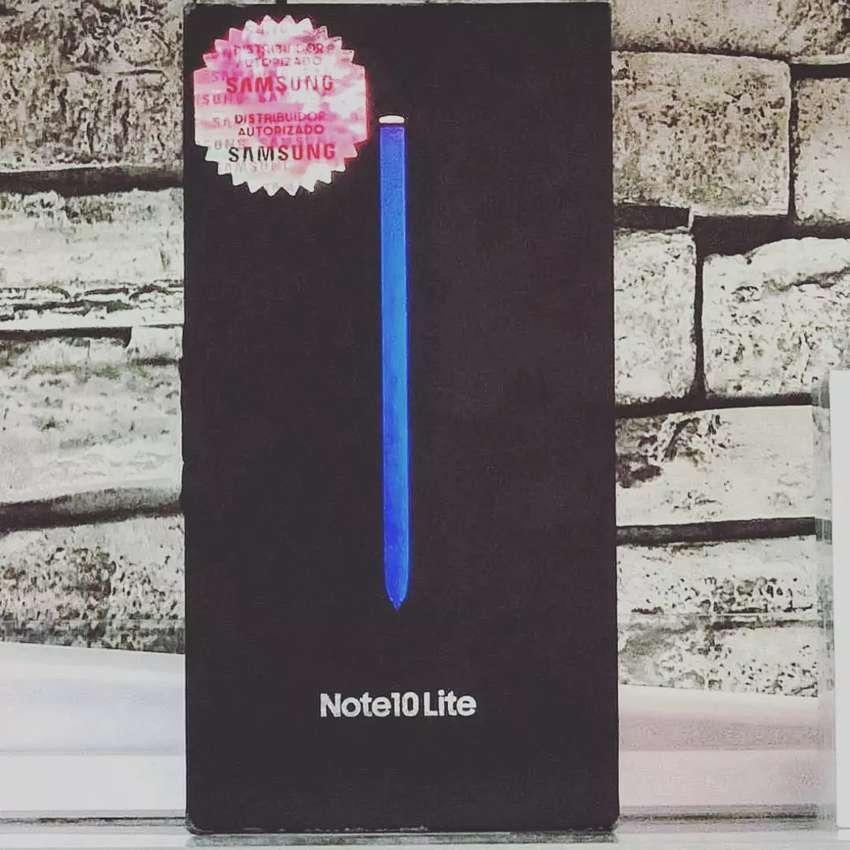 Samsung Galaxy note 10 lite 0