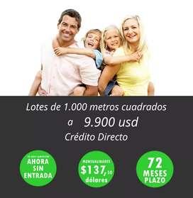 LOTES PARA TU FINCA FAMILIAR, CONTAMOS DESDE 1.000M2,!! NO TE QUEDES FUERA¡¡, SOLICITAME EL PLANO 0987. 21. 3710, S1