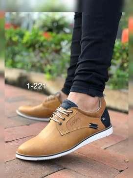 Zapato Tennis Casual Velez Para Caballero