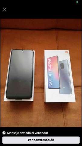 Xiaomo redmi 9s como nuevo