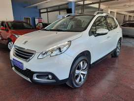 Peugeot 2008 feline 2016