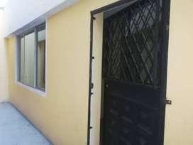Carcelen cooperativa 29 de abril mini departamento un dormitorio independiente.$140 de arriendo y $300 de garantía