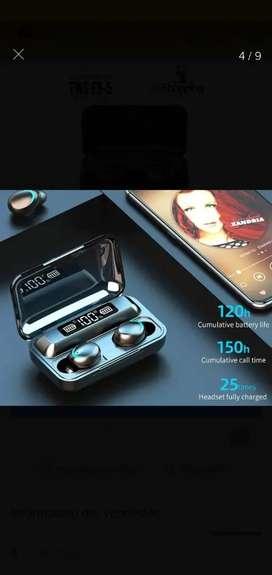 Audofonos F9 touch wireless