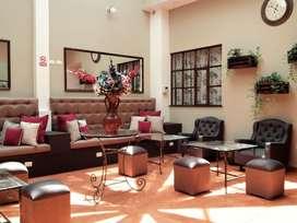 Negocio de Hotel en Venta Full equipado y en funcionamiento.