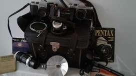 !CÁMARAS fotográficas. antiguas.hermosas para.a su valiosa colección..