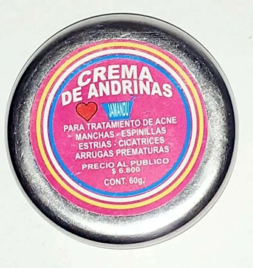 Crema de andrinas 0
