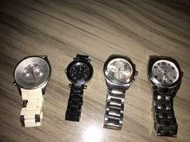 Relojes marca ( lotus,Gc, DKNY ,EMPORIO ARMANI)
