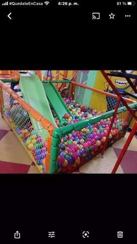 Piscina de pelotas Pará niños