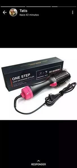 One step Cepillo secador y voluminoso