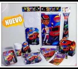 Globos piñatas juguetes decoracion al mayor y al detal