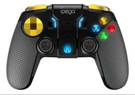Control Bluetooth Celular Gamepad Ipega 9118 Golden Warrior