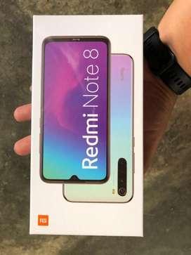 Xiaomi Redmi Note 8 NUEVO sellado