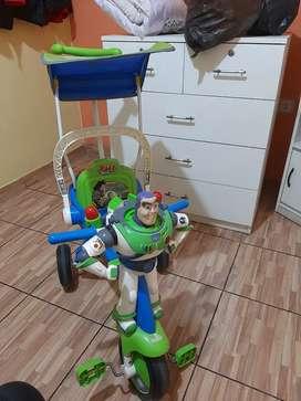 Triciclo multifuncional