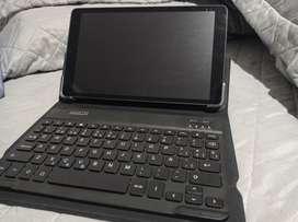 Tableta ALCATEL 10 Pulgadas Pixi3 16GB Negro +Teclado Bluetooth