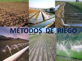 SISTEMAS DE RIEGO EN CUCUTA