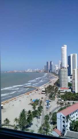 Alquiler de departamentos amoblados en Cartagena