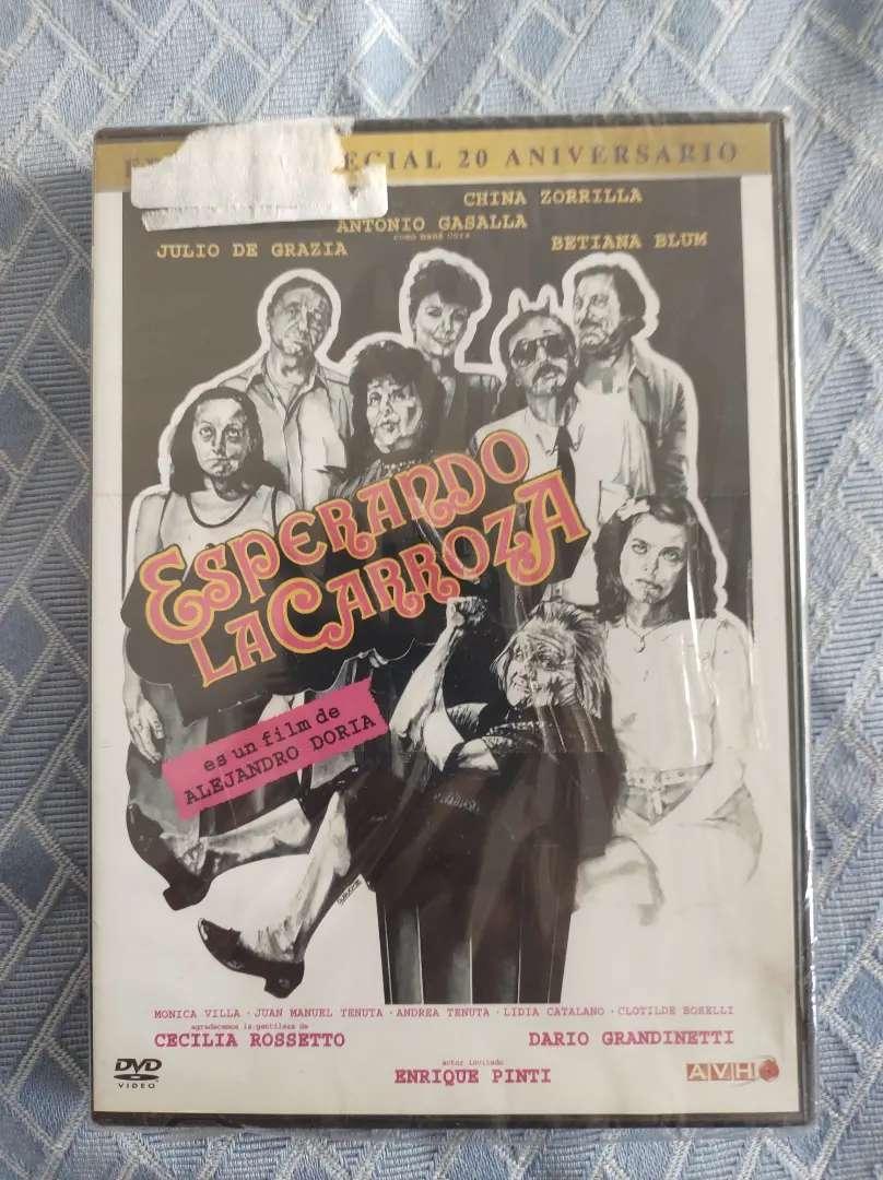 DVD Esperando la carroza - Nuevo Sellado 0