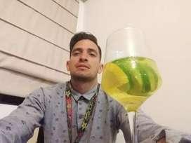 Soy Mesero Y Bartender