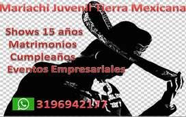 Mariachi Show Juvenil