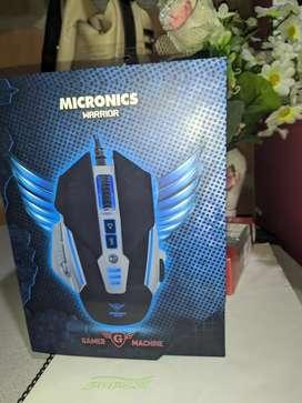Mouse Gamer Micronics