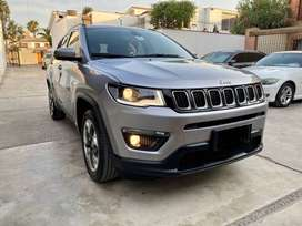 Jeep Compass Longitude 2020 Secuencial Full 4x2