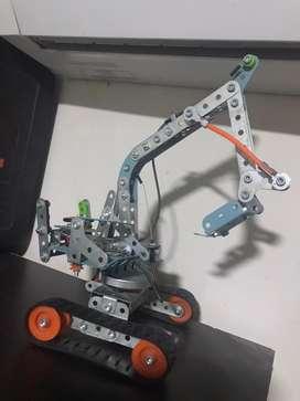 Multimodelo mecano erector