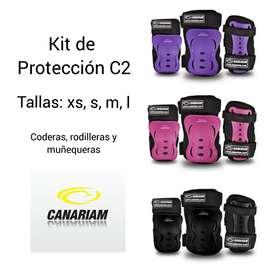 Kit de Proteccion Canariam