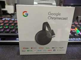 Google Chromecast 3 ORIGINALES