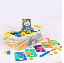 Estralandia nuevo Genio creativo Original bloques 552 fichas